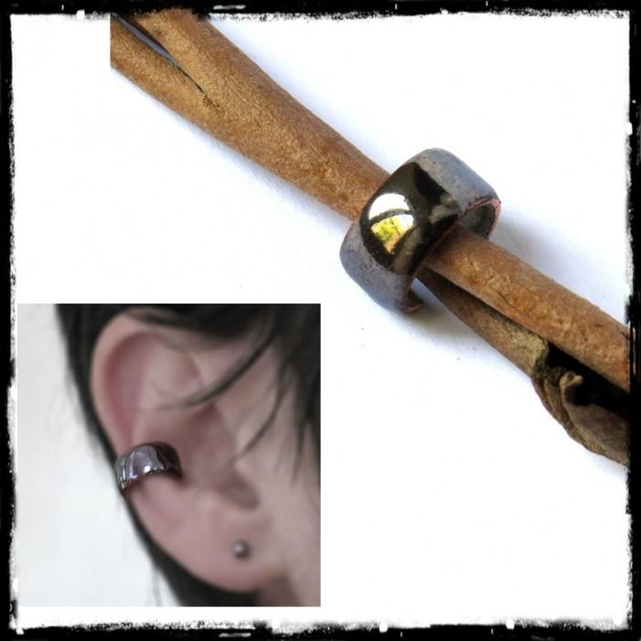 Bagues d'oreilles - ear cuffs